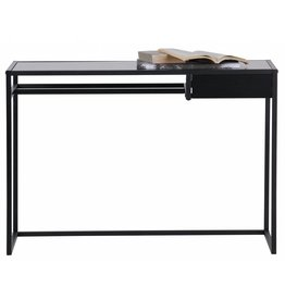 Woood metal desk Teun