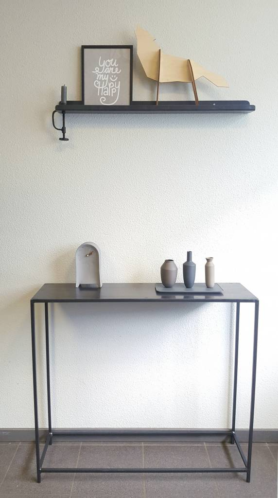 Stoer Metaal side-table side table Rough