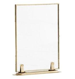 Madam Stoltz frame, standing, 13x18, gold