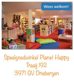 Speelgoedwinkel Driebergen