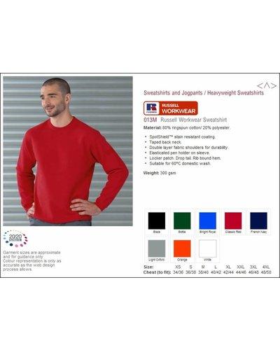 Russel Sweater RU013M