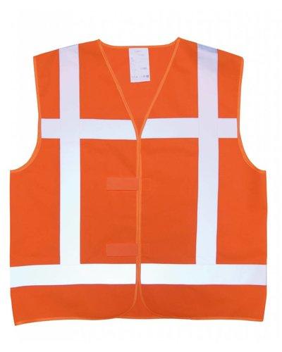 Tricorp Veiligheidsvest geel of oranje V-RWS