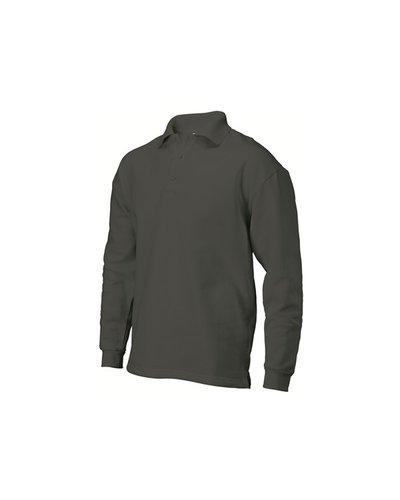 Tricorp Sweater met polokraag en rechte boord aan de onderzijde