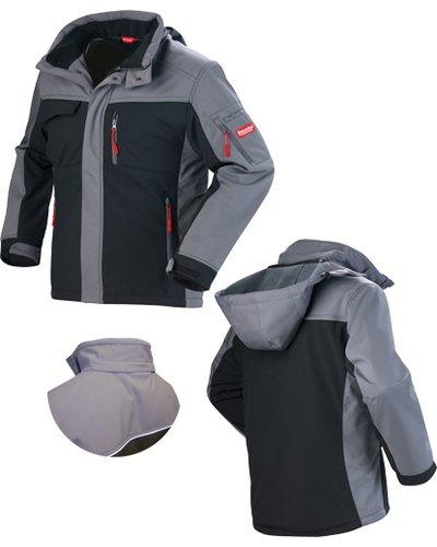 Workman 10.1.251x winter softshell jack