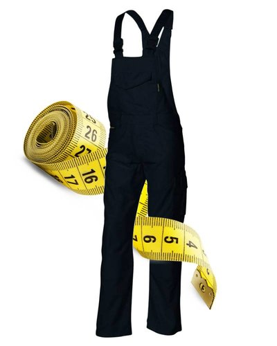 Tricorp Overalls maatinfo