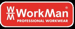 Workman logo maattabel pagina