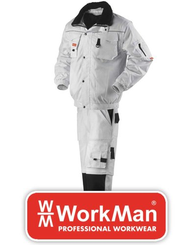 Workman maatinfo