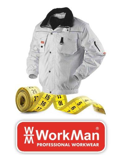 Workman Pilotjacks maatinfo