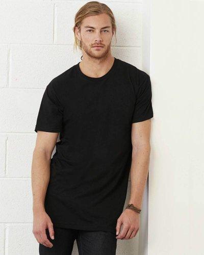 Heren T-Shirt Extra Lang