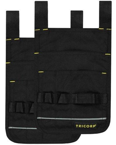 Tricorp TSP2000 Zwarte spijkerzakken