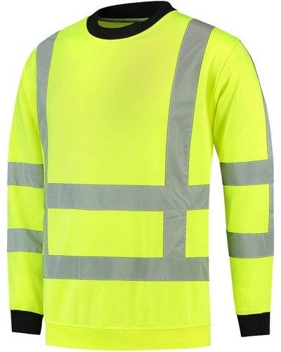 Tricorp TS-RWS Reflecterende RWS Sweater in het geel
