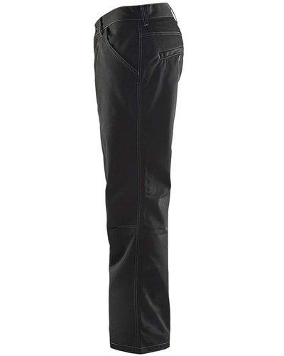 Blaklader 14901835 Zwarte servicebroek van gerecycled polyester