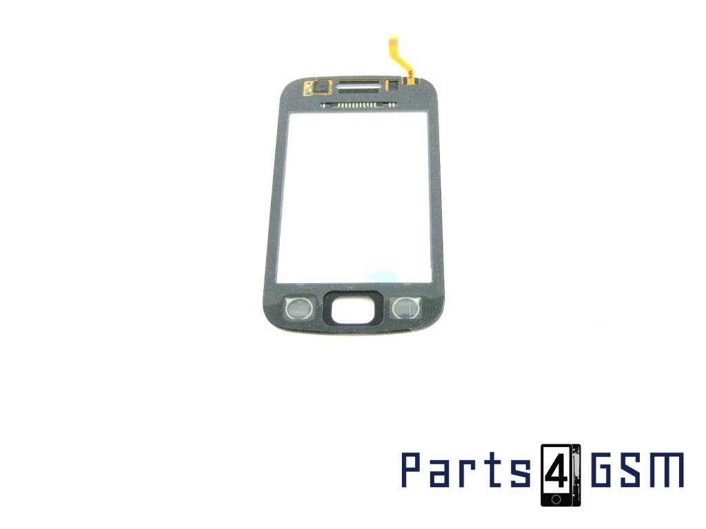 Samsung Galaxy Gio S5660 Digitizer Touch Panel Outer Glass Black GH59-10911A - Parts4GSM
