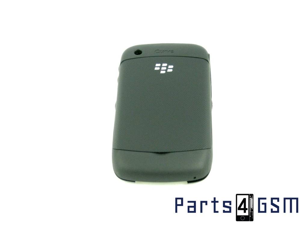 Blackberry curve 9300 housing complete set black blister for Housse blackberry curve 9300
