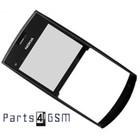 Nokia X2-01 Front Cover Deep Grey 0258006