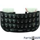 BlackBerry Curve 8520 Toetsenbord [QWERTY] Zwart | Bulk vk2 r11