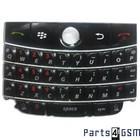 BlackBerry Bold 9000 Toetsenbord [QWERTY] Zwart | Bulk vk2 r11