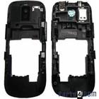 Nokia Asha 202 Mid Cover Zwart 259782|Bulk