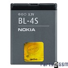 Nokia BL-4S Battery - 2680,3600,3710,7020,7100, 7610, X3-02