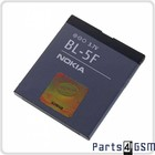 Nokia BL-5F Batterij - 6210 Navigator, 6710 Navigator, E65, N95, N96   Bulk BW