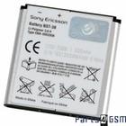 Sony Ericsson BST-38 Batterij - K770i, K850i, S312, S500i, T303, W580i, W902, W995, X10 mini | Bulk BW