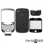 BlackBerry Curve 3G 9300 Middle Housing Black0