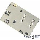 Nokia Asha 308 Sim Card Connector 54699S3 | Bulk