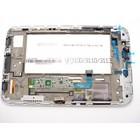 Samsung Galaxy Tab 2 7.0 P3100 Internal Screen + Digitizer Touch Panel Outer Glass + Frame White GH97-13560B