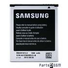Samsung EB595675LU Batterij, Galaxy Note II N7100, 3100mAh, EB595675LU | Bulk