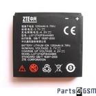 ZTE V880 Blade, San Francisco Batterij, 1250mAh, 18287-2000 | Bulk