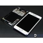 Samsung Galaxy S II Plus I9105 LCD + Touchscreen + Frame White GH97-14301B