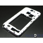 Samsung Galaxy Note 2 / II LTE N7105 Mid Cover White GH98-25345A