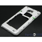 Samsung Galaxy S II Plus I9105 Middle Cover White GH98-25681B