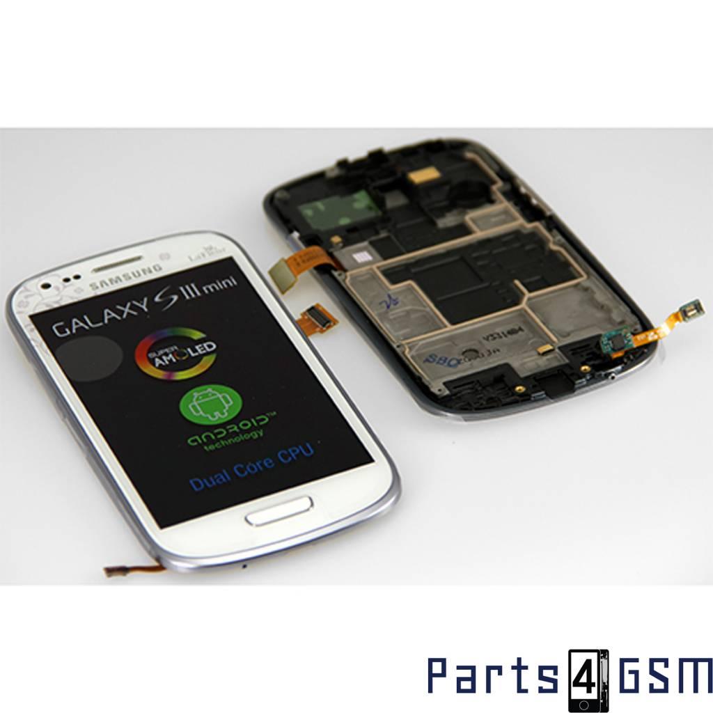 Samsung Galaxy S3 Mini I8190 Lcd Display Touchscreen Frame La