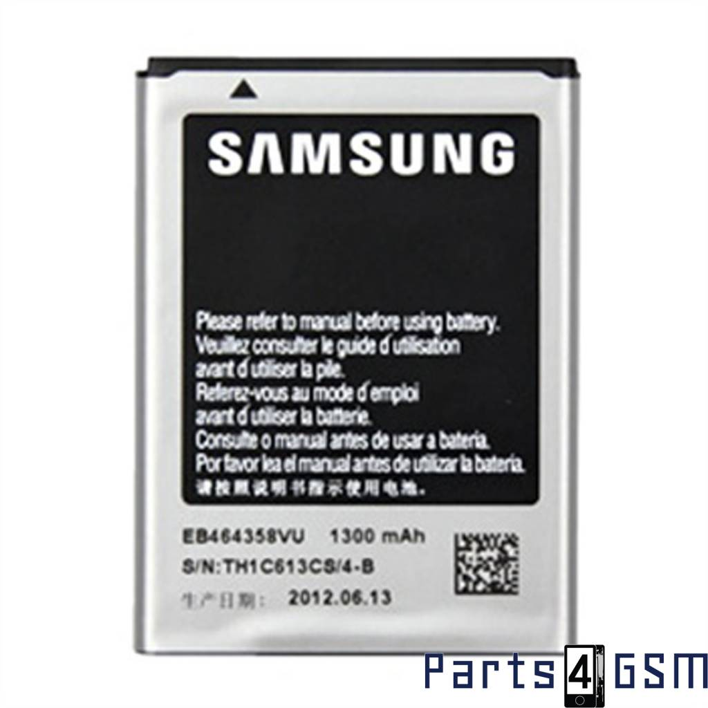 Samsung Battery Eb464358vu 1300mah Gh43 03668c Parts4gsm Sgh I900 Service Manual