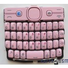 Nokia Asha 205 KeyBoard Pink English 9793R96