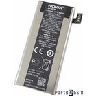 Nokia BP-6EW Battery, Lumia 900, 1830mAh, 0670656, installation,670656