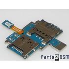 Samsung i9070 Galaxy S Advance Simkaart-en geheugenkaartlezer connector GH96-05567A | 4/6