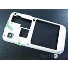 Samsung I9000 Galaxy S Rear Cover White GH98-16686B