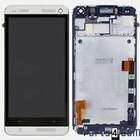 HTC One M7 Internal Screen(LCD) + Touchscreen + Frame Silver 80H01478-01; 80H01568-01