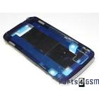 HTC Sensation XE Front Cover Zwart 74H02067-02M 74H02057-02M | Bulk 3/2