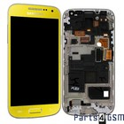 Samsung Lcd Display Module i9195 Galaxy S IV / S4 Mini, Geel, GH97-14766J