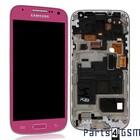 Samsung LCD Display Module i9195 Galaxy S4 Mini, Pink, GH97-14766G