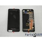 Blackberry Lcd Display Module Z10 4G, Zwart