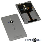 Nokia Achterbehuizing Lumia 925, Grijs, 00811D0; 00810B6