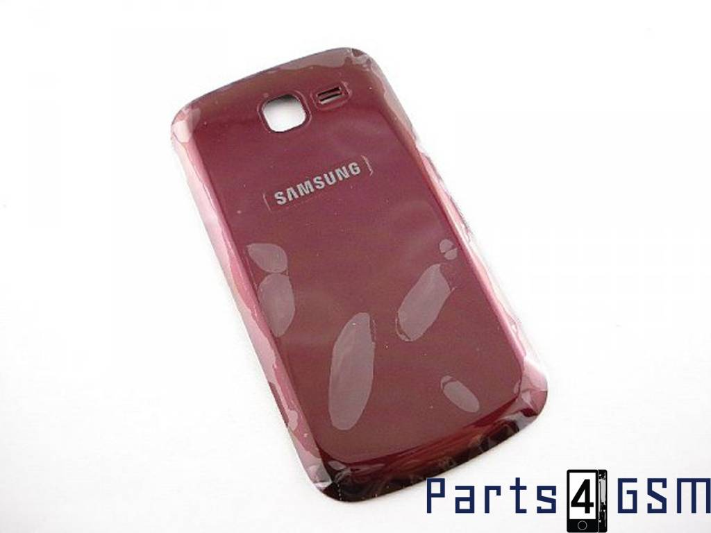 Samsung s7390 galaxy trend lite battery cover red gh98 29226c parts4gsm - Samsung galaxy trend lite s7390 ...
