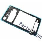 Sony Middenbehuizing Xperia Z1 (L39H C6903), Zwart, 1272-0350