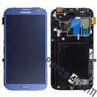 Samsung Lcd Display Module Galaxy Note II LTE N7105, Blauw, GH97-14114E