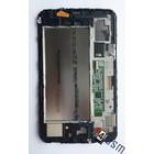 Samsung Lcd Display Module Galaxy Tab 3 7.0 T211, Zwart, GH97-14816D