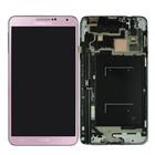 Samsung Lcd Display Module Galaxy Note III / Note 3 N9005, Roze, GH97-15209C;GH97-15107C